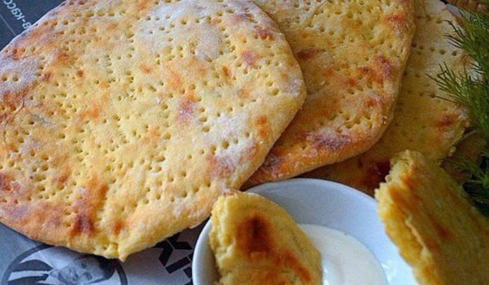 Финские картофельные лепёшки. Рецепт — бомба
