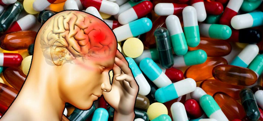 11 лекарств, которые дают эффект, но разрушают здоровье в целом. ″Побочные″ эффекты, о которых не рассказывают врачи.