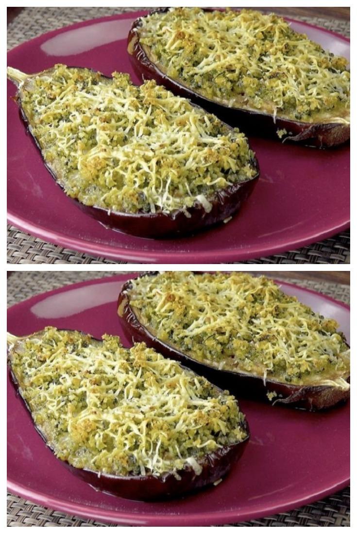 Печеные фаршированные баклажаны: два вкуснейших рецепта